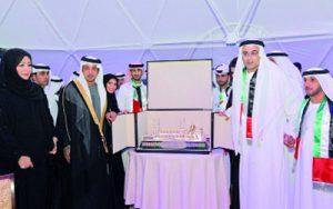 الإمارات للدراسات يطلق رؤى استراتيجية بحضور منصور بن زايد