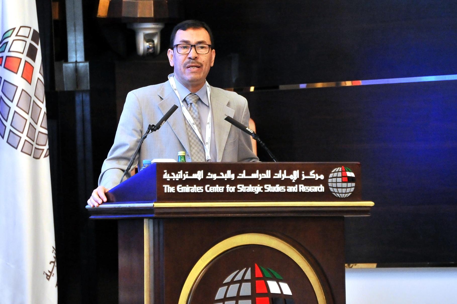 مركز الإمارات للدراسات والبحوث الاستراتيجية ينظم محاضرته رقم 577