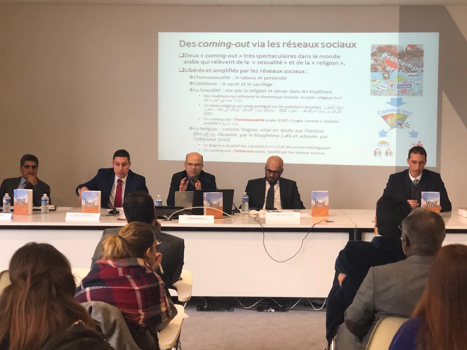 الدكتور جمال سند السويدي يشارك في المائدة المستديرة في فرنسا لمكافحة التطرف