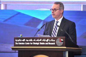 السفير الألماني بيتر فيشر: التعاون الإماراتي- الألماني يحقق إضافة نوعية لمصلحة البلدين والعالم